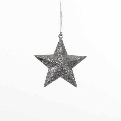 christmas house Украшение декоративное Christmas House Звезда объемная серая (8718861347265)