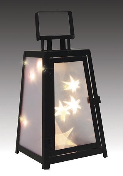 luca lighting Фонарь Luca Lighting 14х14х25 см голографический эффект (8712799736856)