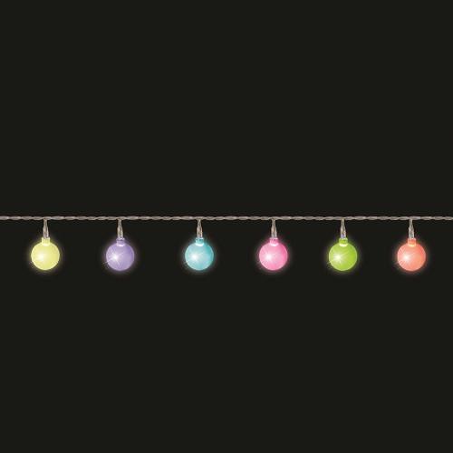 luca lighting Гирлянда Luca Lighting Мультицветные жемчужины 2.2 м (372428)