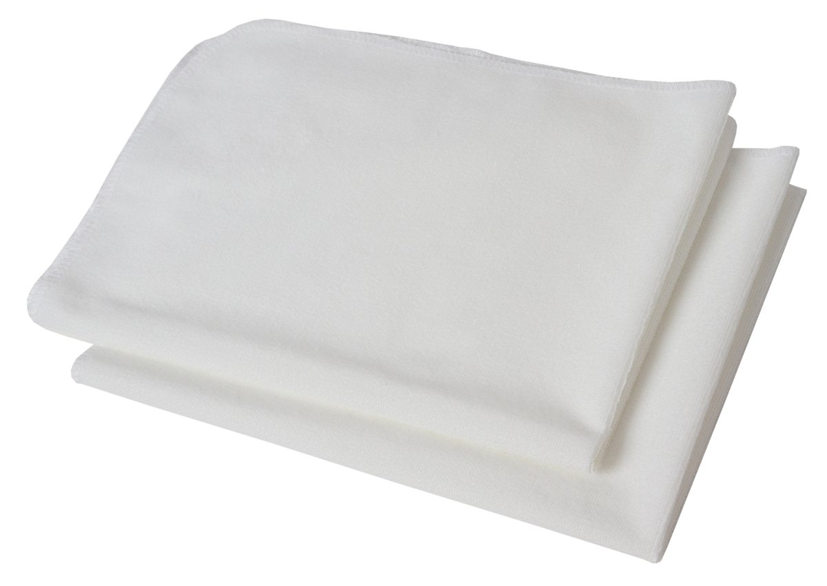 руно Пеленка непромокаемая Руно Хлопок + полиуретан 40х60 см Белая (ПН4060)
