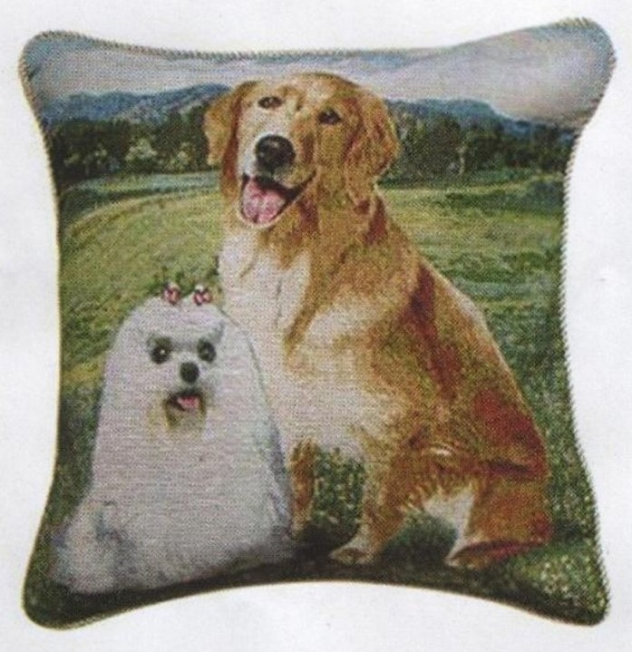 arya Наволочка Arya 45х45 см 2 шт Dogs (1451014) 3000000081099