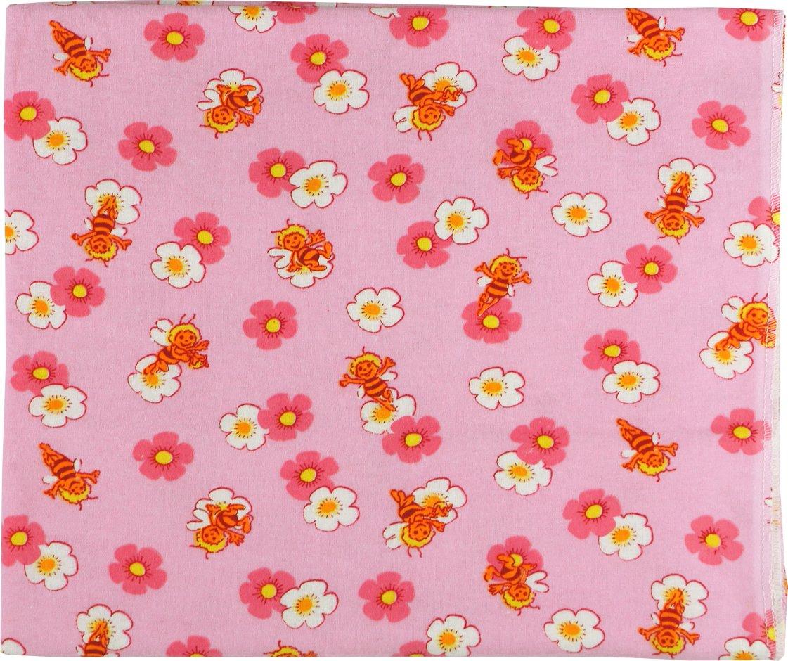 руно Пеленка Руно Хлопок 90x80 см Розовая (203.05_10-0130 pink)