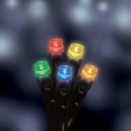 luca lighting Гирлянда Luca Lighting мультицветная Luca 17.4 м (1034460)