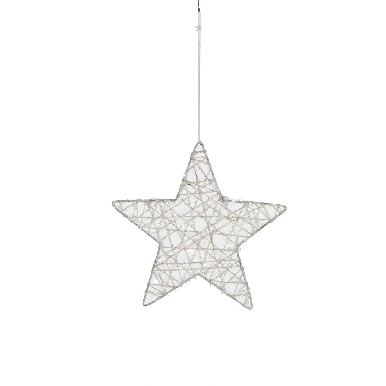 christmas house Украшение декоративное Christmas House Звезда 15 см (8718861138658)