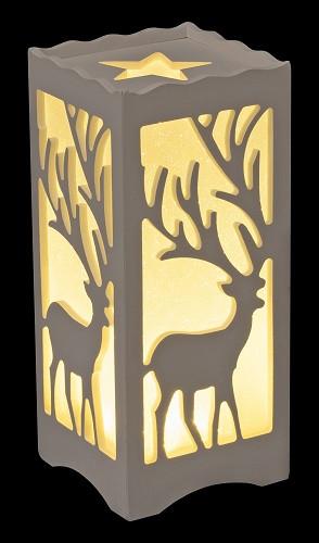luca lighting Фонарь декоративный Luca Lighting белый (8718861330328)